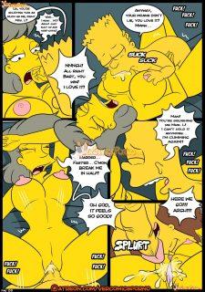 Old Habit 8- Simpsons (Croc) image 29