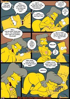 Old Habit 8- Simpsons (Croc) image 30