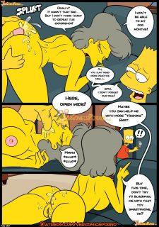 Old Habit 8- Simpsons (Croc) image 34