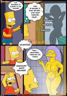 Old Habit 8- Simpsons (Croc) image 36