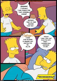 Old Habit 8- Simpsons (Croc) porn comics 8 muses