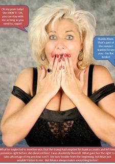 War- Bride Mama,Incest image 2