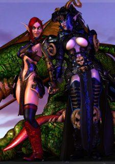 Warcraft Dragon Slayers- Mongo Bongo image 4