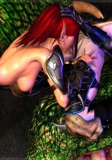 Warcraft Dragon Slayers- Mongo Bongo image 19