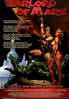 Warlord of Mars Dejah Thoris 2 porn comics 8 muses