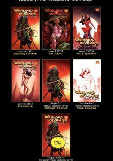 Warlord of Mars Dejah Thoris 5 porn comics 8 muses