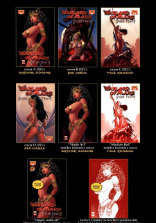 Warlord of Mars- Dejah Thoris porn comics 8 muses