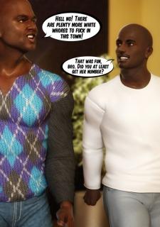 Wedding Anniversary- InterracialSex3D image 60