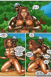 The Wife And The Black Gardeners image 20