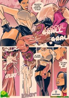 Save me Coxgirl- Innocent DickGirls image 10