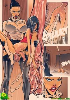 Save me Coxgirl- Innocent DickGirls image 14