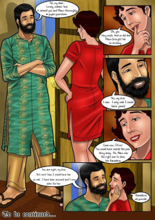 Winter in India Issue 2- Forbidden Love porn comics 8 muses