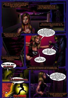WOFS Buffy Vs Freddy image 02