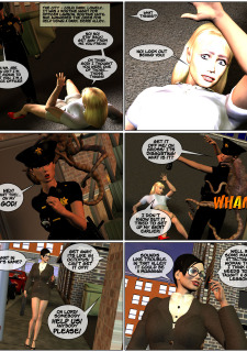 Wonder Woman Terror Insceminoid image 02