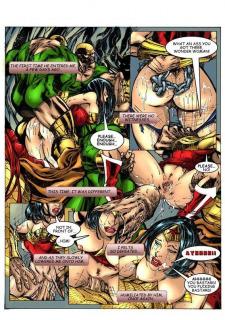 Wonder Woman vs Warlord (Superman) image 03