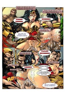 Wonder Woman vs Warlord (Superman) image 04