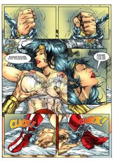 Wonder Woman vs Warlord (Superman) image 08
