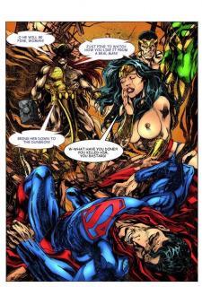 Wonder Woman vs Warlord (Superman) image 12