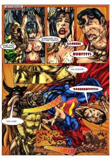 Wonder Woman vs Warlord (Superman) image 13