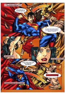 Wonder Woman vs Warlord (Superman) image 14