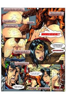 Wonder Woman vs Warlord (Superman) image 17