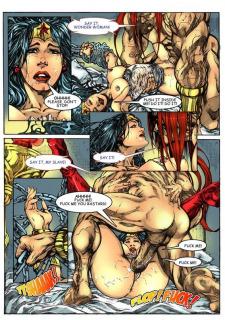 Wonder Woman vs Warlord (Superman) image 22