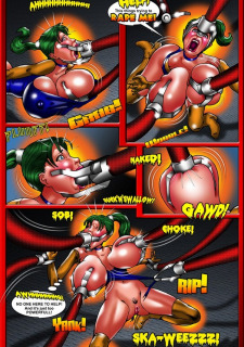 World of Smudge- ActionFigures porn comics 8 muses
