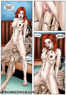 X-Men- Need A Man (Leandro) porn comics 8 muses