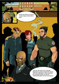X-Men Sex Adventures-Drawnsex porn comics 8 muses