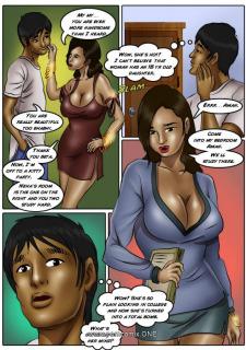 XXX Apartments Episode 6- Girl Next Door image 9