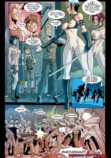 XXXVirus 02- Hentai Key porn comics 8 muses