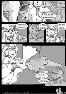The Legend Of Jenny And Renamon 1 (Yawg) image 21