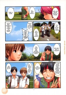 Yuri and Friends Full Color 9 image 04