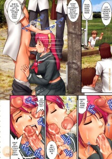 Yuri and Friends Full Color 9 image 07