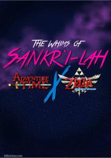 Zelda Adventures Time- Whims of Sankri-lah- Bill Vicious image 10
