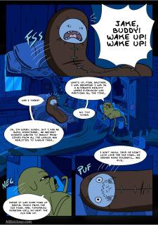 Zelda Adventures Time- Whims of Sankri-lah- Bill Vicious image 12