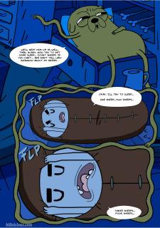 Zelda Adventures Time- Whims of Sankri-lah- Bill Vicious image 13