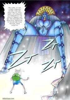 Zelda Adventures Time- Whims of Sankri-lah- Bill Vicious image 18