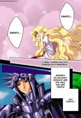 Zephir's Dark Secret (Magic Knight Rayearth) image 02