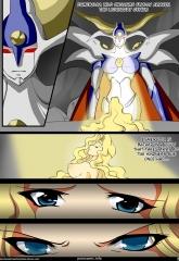 Zephir's Dark Secret (Magic Knight Rayearth) image 21