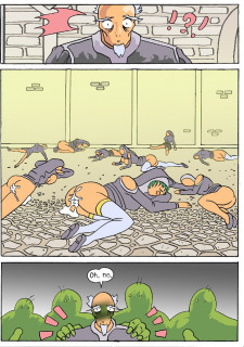 Zombie attack!! Fantasy image 24