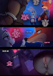 Zootopia- Sweet Sting (Doxy) image 6