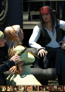 Zuleyka – Pirate's Pleasure image 2