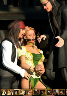 Zuleyka – Pirate's Pleasure image 7