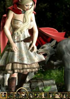 Zuleyka- Red Riding Hood image 4