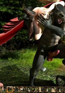 Zuleyka- Red Riding Hood image 5