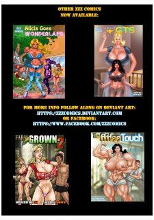 ZZZ- Big Time Part 2 porn comics 8 muses
