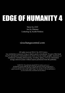 ZZZ- Edge of Humanity 4 porn comics 8 muses