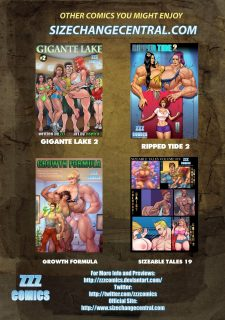 ZZZ- Grow in the Snow 2 porn comics 8 muses