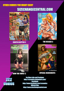 ZZZ- Leaves of Change 3 porn comics 8 muses